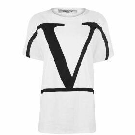 Valentino Go Logo T Shirt
