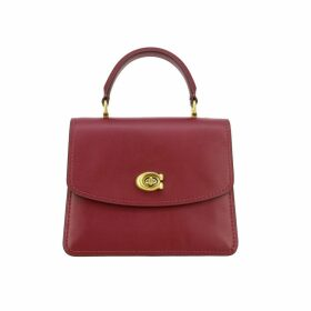 Coach Handbag Parker Coach Bag In Smooth Leather