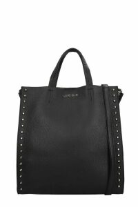 Marc Ellis Tracie Tote In Black Leather