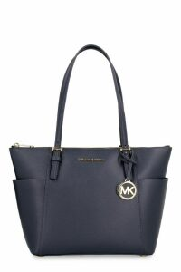 MICHAEL Michael Kors Jet Set Saffiano Leather Tote