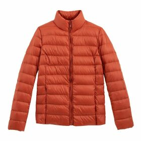 Lightweight Down Padded Jacket with Pockets