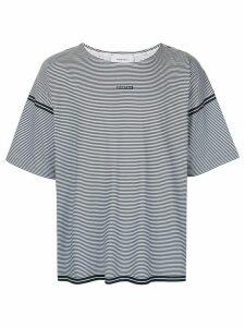 Ports V striped T-shirt - Blue