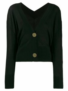 Forte Forte relaxed-fit cardigan - Black