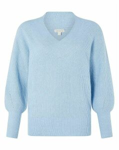 Monsoon Georgie Ribbed Jumper