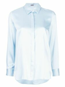 Adam Lippes classic collar shirt - Blue
