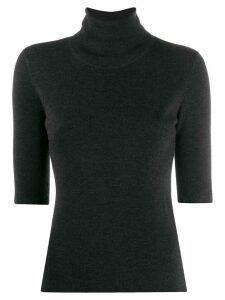 Filippa-K slim-fit knitted top - Grey