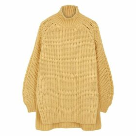 Samsøe & Samsøe Zelma Roll-neck Wool-blend Jumper