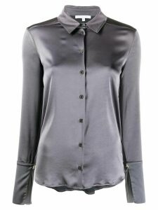 Patrizia Pepe button down shirt - Grey