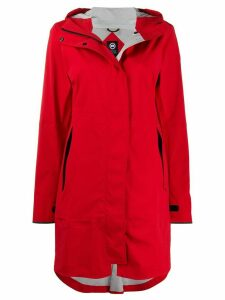 Canada Goose Salida hooded parka - Red