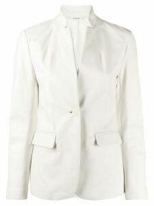 P.A.R.O.S.H. Maciock blazer - White