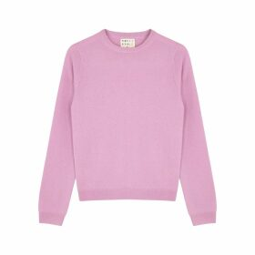 Vince Black Stretch-silk Shirt