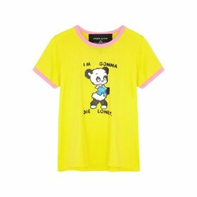 Marc Jacobs X Magda Archer Printed Cotton T-shirt