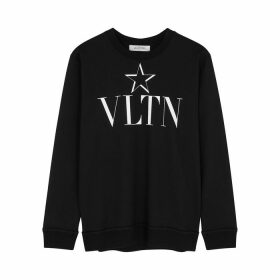 Valentino VLTNSTAR Cotton-blend Sweatshirt