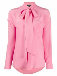 Jejia bow tie blouse - PINK