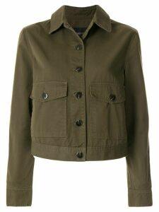 Nobody Denim Yama short jacket - Green