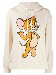Etro Jerry print hoodie - NEUTRALS