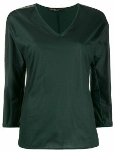 Fabiana Filippi V-neck jumper - Green