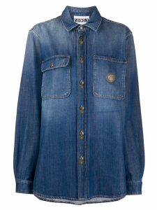 Moschino denim shirt - Blue