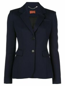 Altuzarra Fenice single-breasted blazer - Blue