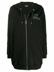 Just Cavalli oversized hoodie - Black