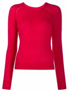 Isabel Marant Étoile long sleeve sweater - PINK