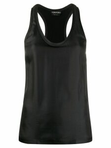Tom Ford racer back top - Black