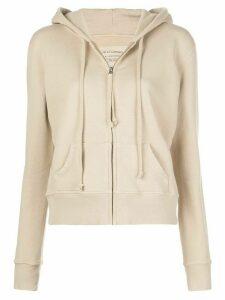 Nili Lotan Callie hoodie - NEUTRALS