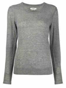 Isabel Marant Étoile Fania crew-neck jumper - Grey