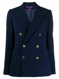 Ralph Lauren Collection tailored double-breasted blazer - Blue
