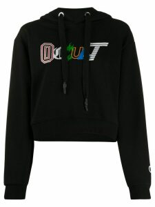 Omc Occult graphic print sweatshirt - Black