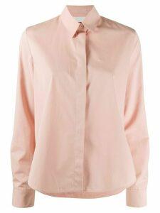 Jil Sander concealed placket shirt - PINK