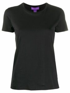 Ralph Lauren Collection plain short sleeve T-shirt - Black
