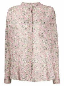 Isabel Marant Étoile floral print shirt - PINK