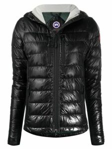 Canada Goose zipped padded jacket - Black
