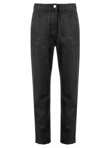 Ports 1961 straight-leg jeans - Black
