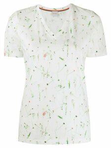 Paul Smith Achille Pinto print T-shirt - White