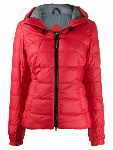 Canada Goose Abbott hooded puffer jacket - Red
