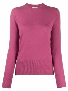 Equipment Sanni crewneck jumper - PINK