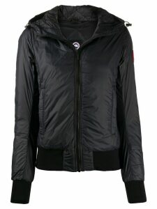 Canada Goose Dore hooded down jacket - Black