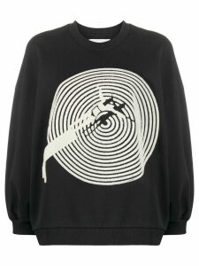 Henrik Vibskov Swimming Pool sweater - Black