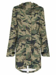 Canada Goose Salida camouflage coat - Green