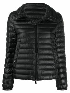 Moncler short puffer jacket - Black