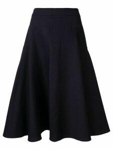 Palmer//Harding Manon flared skirt - Blue