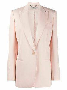 Stella McCartney classic blazer - PINK