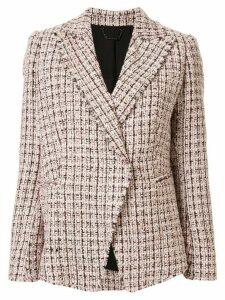Elie Tahari Jezebel tweed jacket - PINK