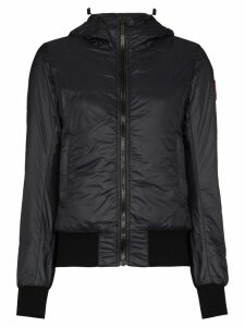 Canada Goose Dore hooded puffer jacket - Black