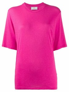 Ami Paris lightweight oversized T-shirt - PINK