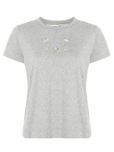 Tu es mon TRÉSOR Cat bijou T-shirt - Grey