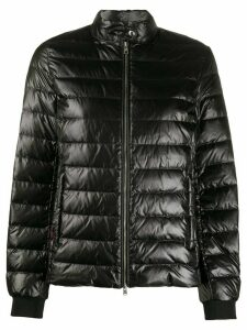 Woolrich straight-fit padded jacket - Black