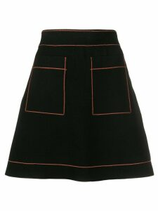 Sandro Paris Lanna skirt - Black